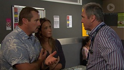 Toadie Rebecchi, Sonya Mitchell, Karl Kennedy in Neighbours Episode 7622