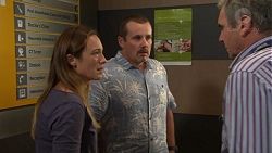 Sonya Mitchell, Toadie Rebecchi, Karl Kennedy in Neighbours Episode 7622