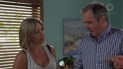 Steph Scully, Karl Kennedy in Neighbours Episode 7622