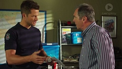 Mark Brennan, Karl Kennedy in Neighbours Episode 7622