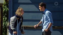 Piper Willis, Ben Kirk in Neighbours Episode 7623