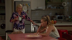 Sheila Canning, Xanthe Canning in Neighbours Episode 7623
