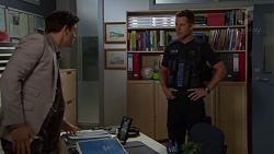 Finn Kelly, Mark Brennan in Neighbours Episode 7623