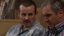 Toadie Rebecchi, Karl Kennedy in Neighbours Episode 7623