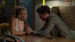 Xanthe Canning, Finn Kelly in Neighbours Episode 7623