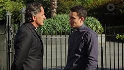 Bishop Green, Jack Callahan in Neighbours Episode 7624