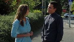 Amy Williams, Jack Callaghan in Neighbours Episode 7624