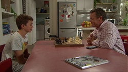 Jimmy Williams, Paul Robinson in Neighbours Episode 7625