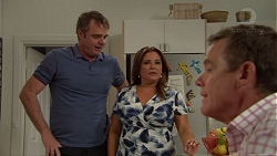 Gary Canning, Terese Willis, Paul Robinson in Neighbours Episode 7625
