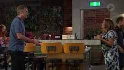 Gary Canning, Terese Willis in Neighbours Episode 7625