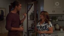 Tyler Brennan, Terese Willis in Neighbours Episode 7626