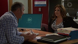 Karl Kennedy, Terese Willis in Neighbours Episode 7626