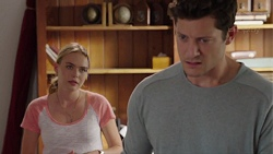 Xanthe Canning, Finn Kelly in Neighbours Episode 7626