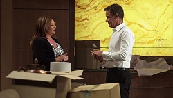 Terese Willis, Paul Robinson in Neighbours Episode 7626