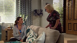 Elly Conway, Sheila Canning in Neighbours Episode 7626