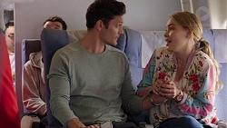 Finn Kelly, Xanthe Canning in Neighbours Episode 7627