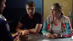 Mark Brennan, Gary Canning, Xanthe Canning in Neighbours Episode 7627