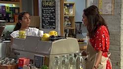 Yashvi Rebecchi, Dipi Rebecchi in Neighbours Episode 7628