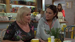 Sheila Canning, Elly Conway, Dipi Rebecchi in Neighbours Episode 7628