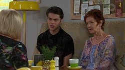 Sheila Canning, Ben Kirk, Susan Kennedy in Neighbours Episode 7628