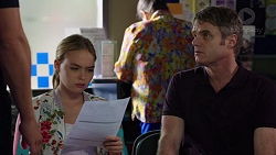 Xanthe Canning, Gary Canning in Neighbours Episode 7628