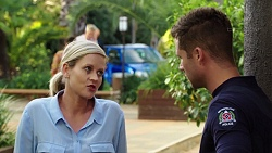 Ellen Crabb, Mark Brennan in Neighbours Episode 7628