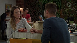 Sonya Mitchell, Mark Brennan in Neighbours Episode 7628