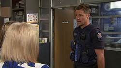 Sheila Canning, Mark Brennan in Neighbours Episode 7628