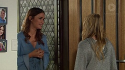 Elly Conway, Xanthe Canning in Neighbours Episode 7628