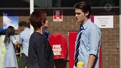 Susan Kennedy, Ben Kirk in Neighbours Episode 7628