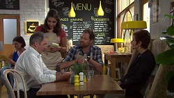 Karl Kennedy, Dipi Rebecchi, Shane Rebecchi, Susan Kennedy in Neighbours Episode 7629