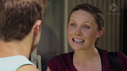 Aaron Brennan, Chantelle Pennington in Neighbours Episode 7630