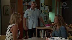 Steph Scully, Toadie Rebecchi, Sonya Mitchell in Neighbours Episode 7630