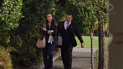 Sonya Mitchell, Toadie Rebecchi in Neighbours Episode 7630