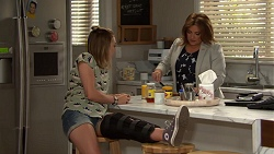 Piper Willis, Terese Willis in Neighbours Episode 7631