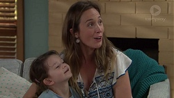 Nell Rebecchi, Sonya Mitchell in Neighbours Episode 7631
