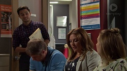 David Tanaka, Gary Canning, Terese Willis, Piper Willis in Neighbours Episode 7631