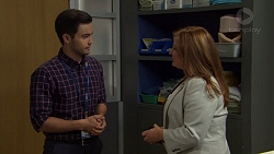 David Tanaka, Terese Willis in Neighbours Episode 7631