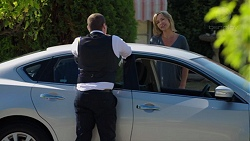 Toadie Rebecchi, Steph Scully in Neighbours Episode 7631
