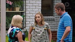 Sheila Canning, Piper Willis, Gary Canning in Neighbours Episode 7632