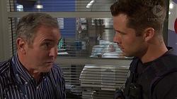 Karl Kennedy, Mark Brennan in Neighbours Episode 7632