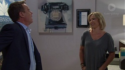Paul Robinson, Steph Scully in Neighbours Episode 7632