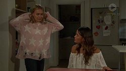 Xanthe Canning, Elly Conway in Neighbours Episode 7632