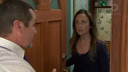 Toadie Rebecchi, Sonya Mitchell in Neighbours Episode 7633