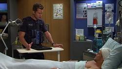 Mark Brennan, Finn Kelly in Neighbours Episode 7633
