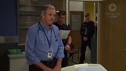 Karl Kennedy, Mark Brennan in Neighbours Episode 7633