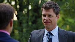 Aaron Brennan, Charles Diaz in Neighbours Episode 7634