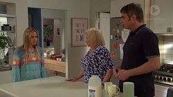 Xanthe Canning, Sheila Canning, Gary Canning in Neighbours Episode 7634