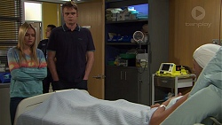 Xanthe Canning, Gary Canning, Finn Kelly in Neighbours Episode 7634
