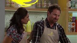 Dipi Rebecchi, Shane Rebecchi in Neighbours Episode 7634